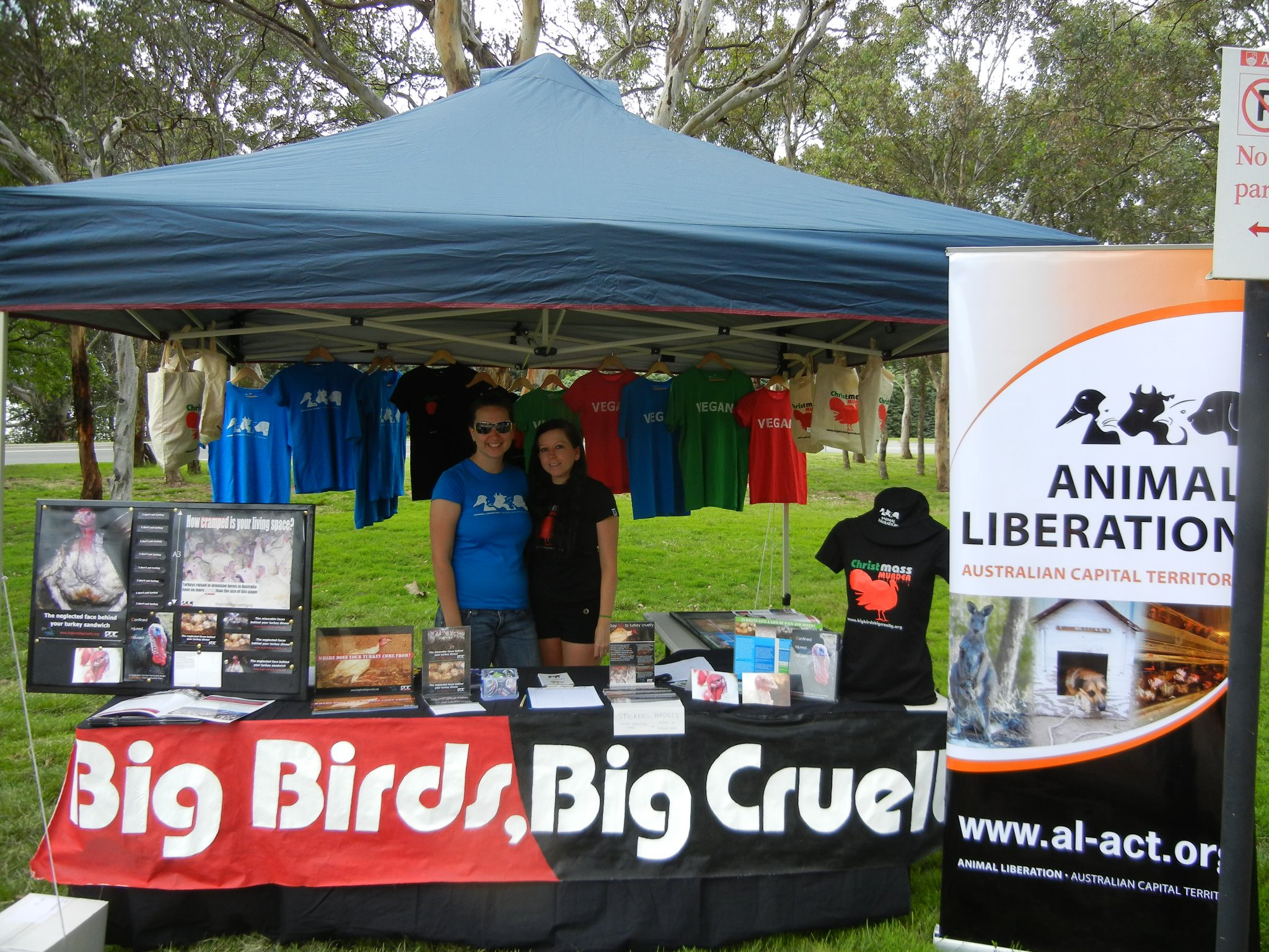 BBBC stall
