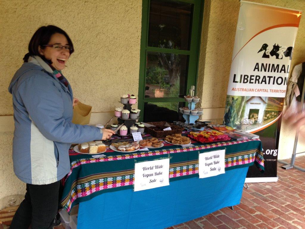 Vegan Bake Sale 2014 IMG 0730